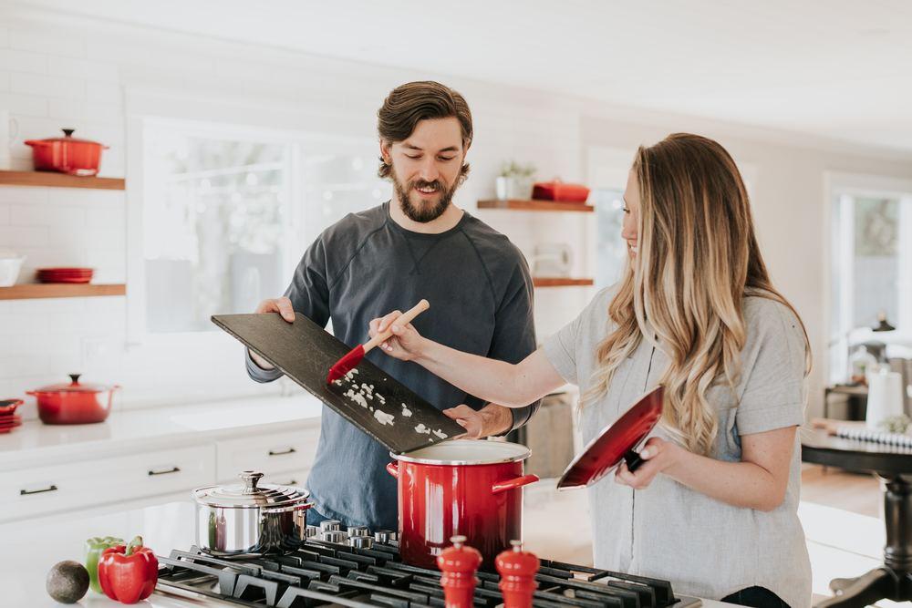 Att laga mat vid långvariga strömavbrott
