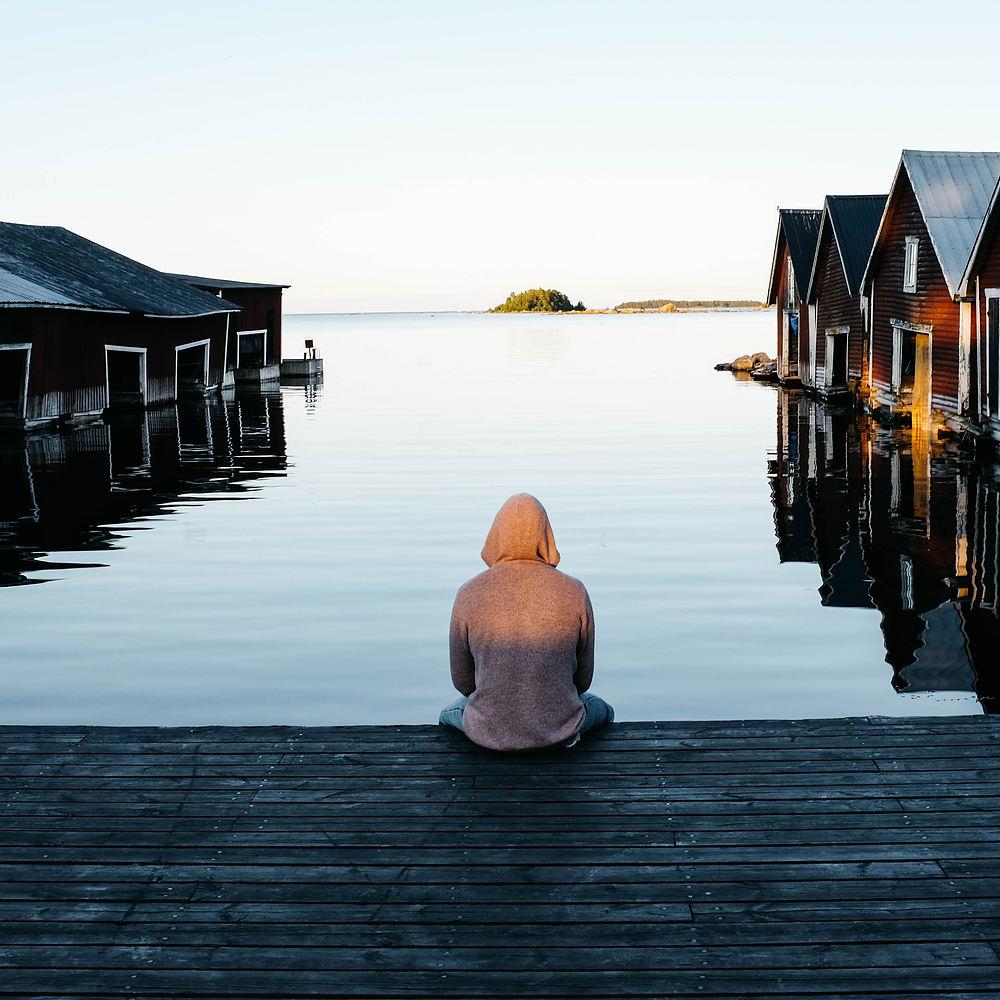Besök vackra och glada Hudiksvall