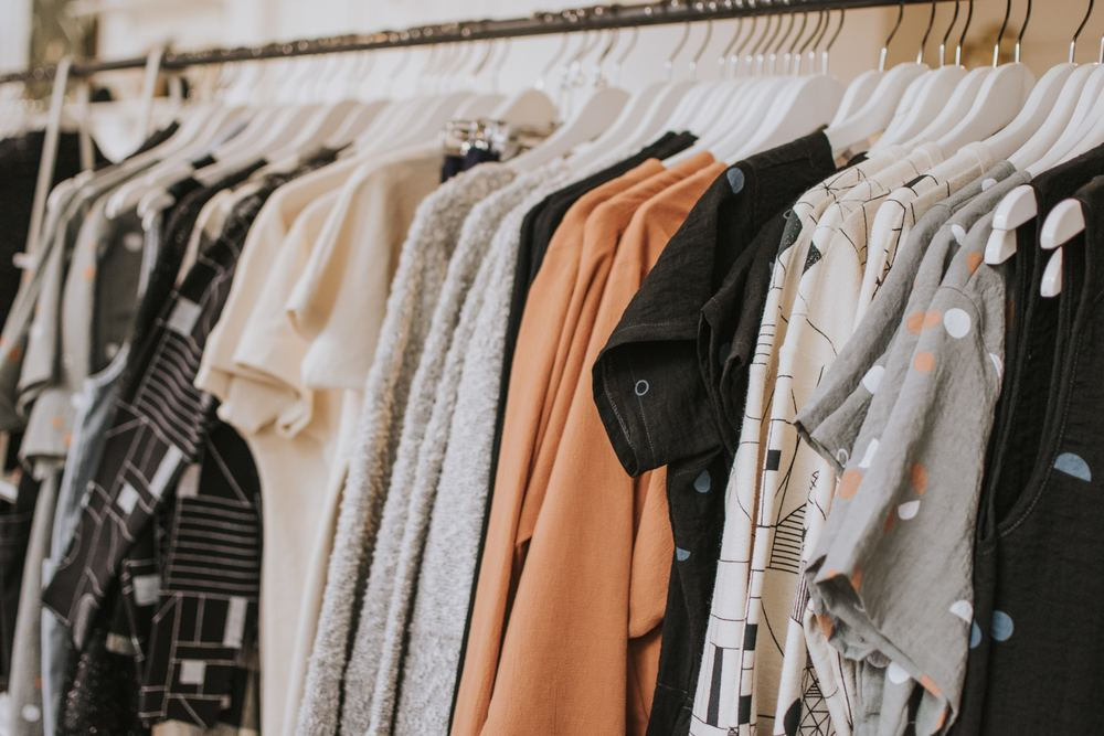 Uttryck dig genom dina kläder